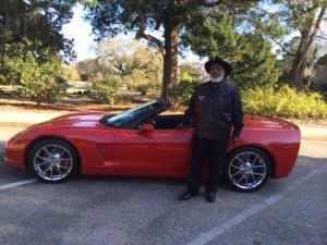 Bannister's Corvette